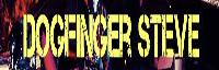 Dogfinger Steve logo