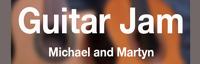 Guitar Jam – Michael & Martyn logo